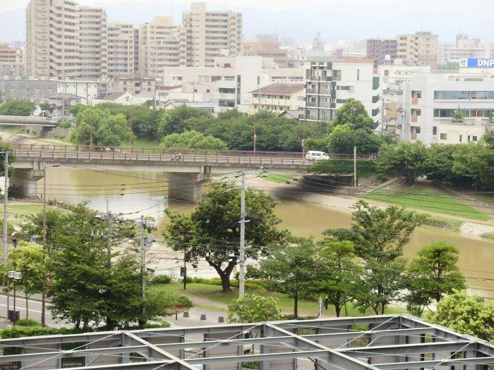 ★那珂川を望むこの立地!!