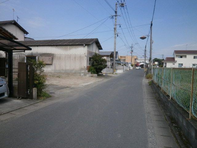 ★道路も見通しの良い!!