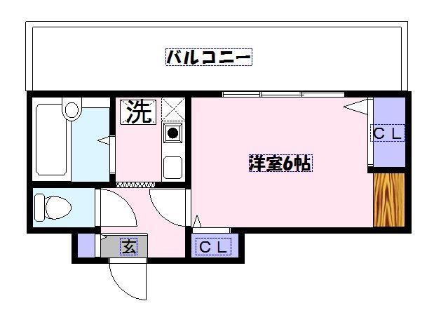 ★フロトイレ別★室内洗濯機置場あり★