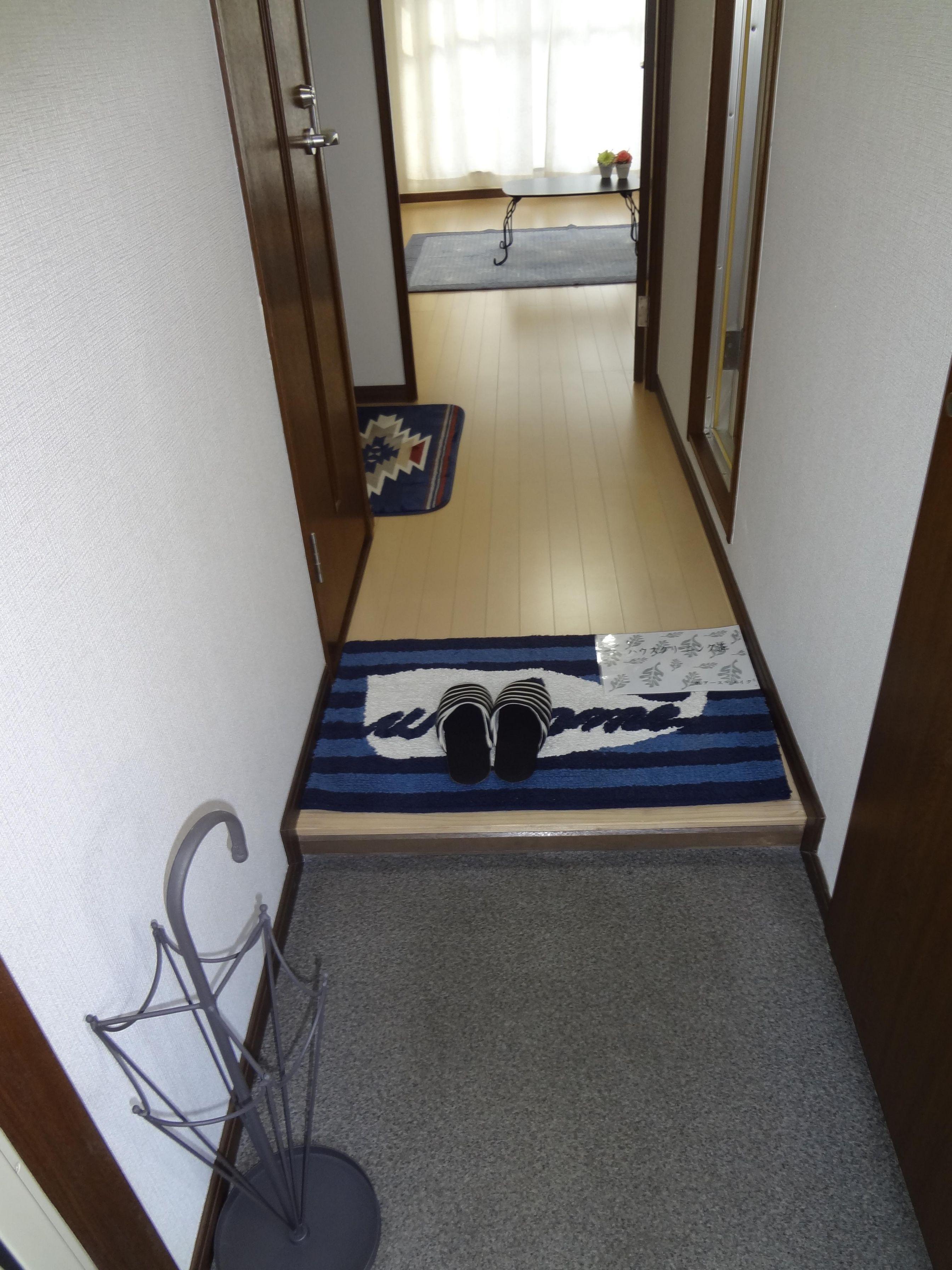 前回の入居前写真です