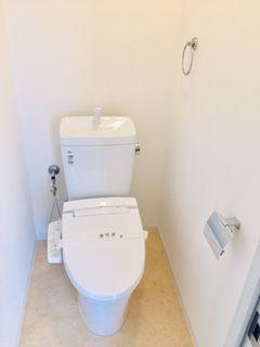 トイレも一式新品です!!