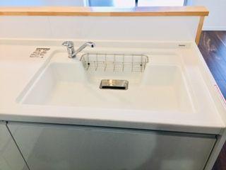ゆったり洗いシンク!!